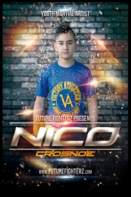 Nico Crosnoe Poster #2