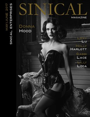Sinical May/June 2017 - Donna Hood Cover Edition