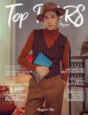 TOP POSTERS MAGAZINE -MARCH MEN