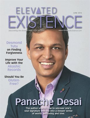 Elevated Existence June 2014 Issue with Panache Desai