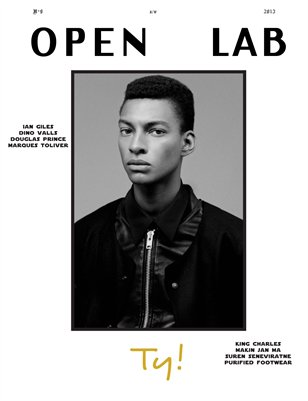 Open Lab N°9 / Ty Ogunkoya cover