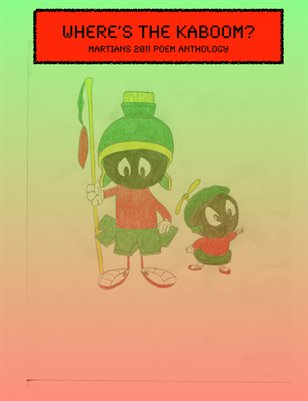 Martians' 2011 Poetry Anthology