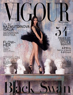 Fashion & Beauty | April Issue 03