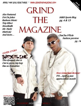 Grind The Magazine Issue #3