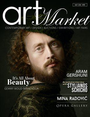 Art Market Magazine. May 2021 Issue #59
