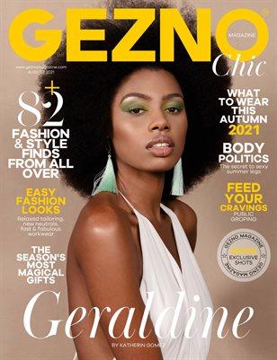GEZNO Magazine August 2021 Issue #04