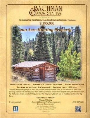 Gardner 200 Acre Hunting Property