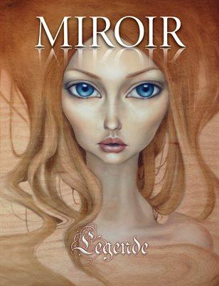 MIROIR MAGAZINE • Légende • Mandy Tsung