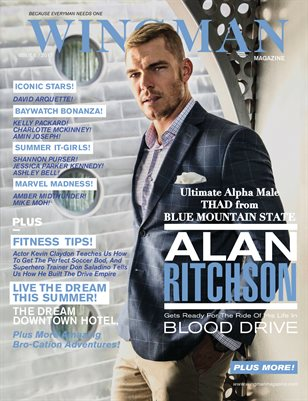 Wingman Magazine Summer Issue 2017