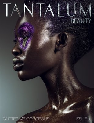 "Tantalum Magazine Issue 38 ""Beauty Edition"" // October 2014"