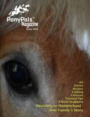 Pony Pals Magazine - June 2012 - Vol. 2 #1