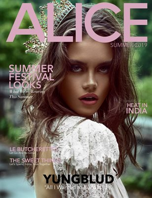 ALICE MAGAZINE SUMMER 2019