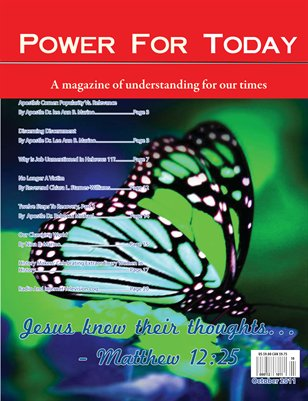 Power For Today Magazine, October 2011