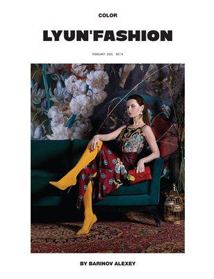 LYUN ISSUE No.14 (VOL No.6) C2