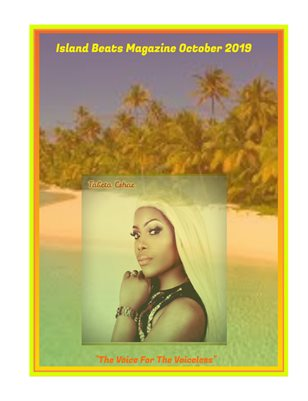 Island Beats Magazine October 2019 Edition