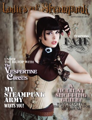 Ladies of Steampunk Magazine: Volume 1, Issue 2