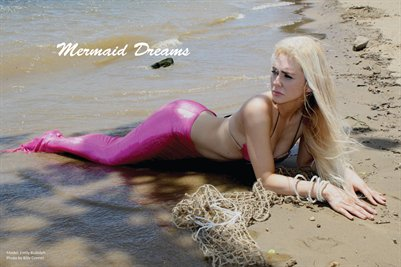 Emily R Mermaid Dreams Poster 2