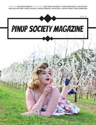 Pinup Society Magazine | Issue 001