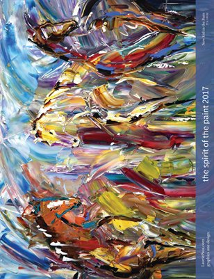 Spirit of The Paint 2017 Calendar by Laurie Pace