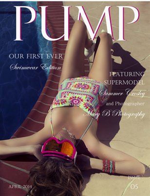 PUMP Magazine Swimwear Special Edition 05