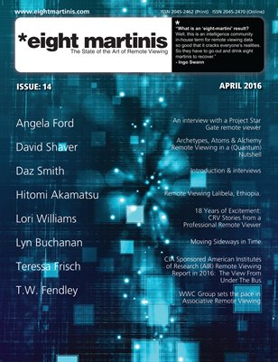 Eight Martinis - Issue 14