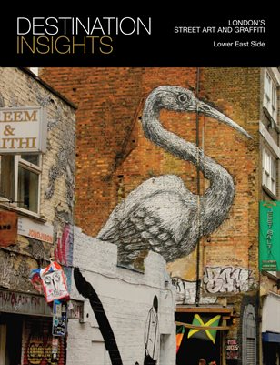 London's Street Art—Destination Insights