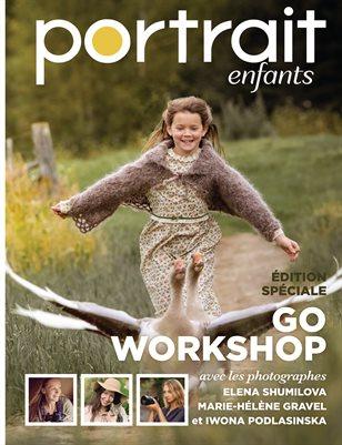 Magazine Portrait Enfants - Vol. 8 - Janvier 2020