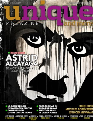 UNIQUE MAGAZINE ... AND MORE -  MAY 2017