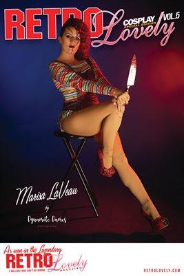 COSPLAY Special Edition VOL.5 Marisa LaVeau Cover Poster