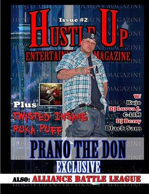 Hustle Up Ent Magazine 2