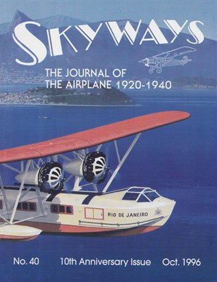 Skyways #40 - October 1996