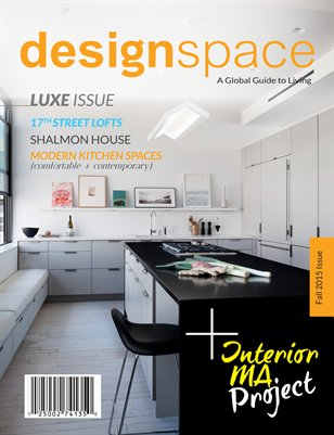 Design Space Magazine FALL 2015 LUXE Issue