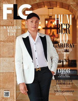 FLG Magazine - HUMBERTO GARIBAY - April/2021 - PLPG GLOBAL MEDIA