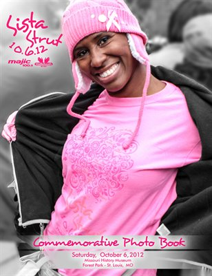 2012 Sista Strut Commemorative Photo Book
