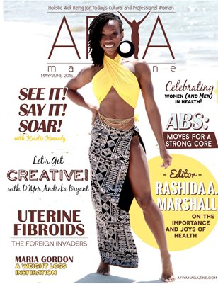 AFIYA Magazine-May/Jun 2015