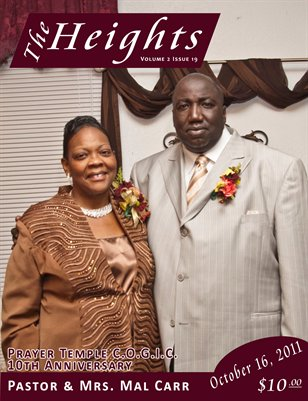 Volume 2, Issue 19 - October 16, 2011