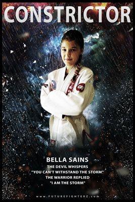 Bella Sains Storm Poster