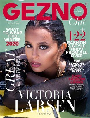 GEZNO Magazine November 2020 Issue #12