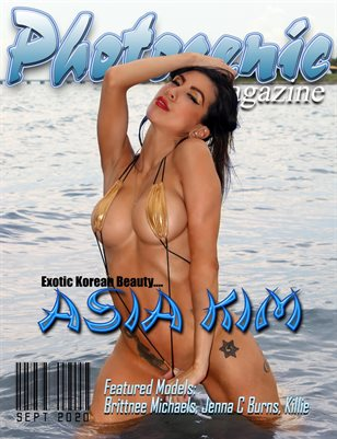 Photogenic Magazine with Asia Kim