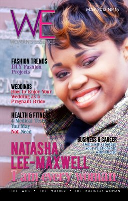 Woman's Essence Magazine May