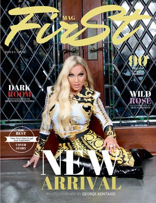 The FIRST Magazine issue 1  June 2020