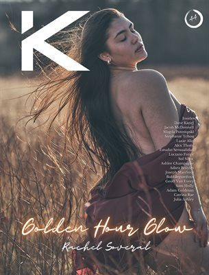 Kansha Magazine Chapter 44 Featuring Rachel Soveral
