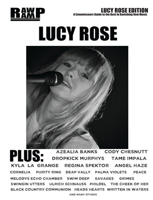 Raw Ramp Music Mag - Lucy Rose Edition