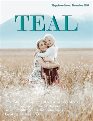 Teal Magazine Happiness Issue