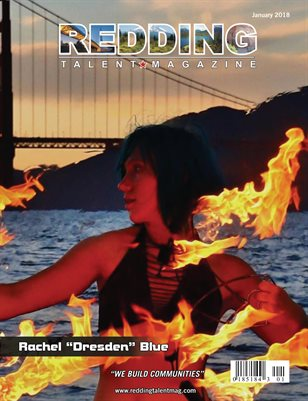 Redding Talent Magazine January 2018 Edition