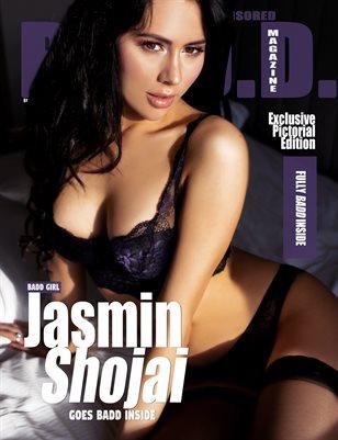 Jasmin Shojai Goes BADD