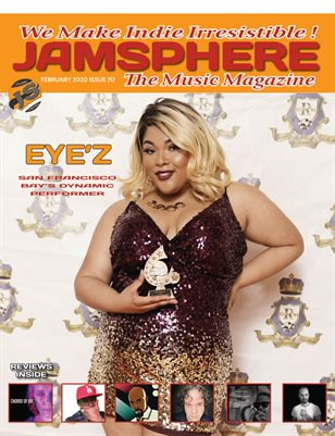 Jamsphere Indie Music Magazine February 2020