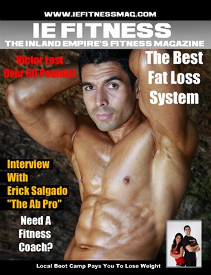 IE Fitness Magazine His Edition 1