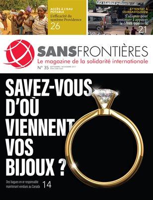 Magazine Sans Frontières (Num.35 Sept-Nov 2017)