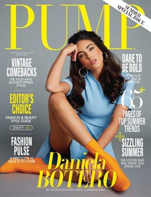 PUMP Magazine | The June Fashion Issue | Vol.2
